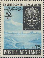 Afghanistan 1962 Malaria Eradication i