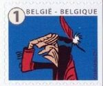 Belgium 2015 Lucky Luke h
