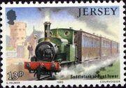 Jersey 1985 Railway History II b