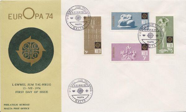 Malta 1974 Europa we