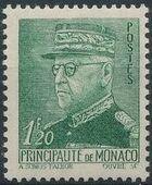 Monaco 1942 Prince Louis II a