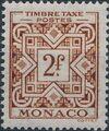 Monaco 1946 Postage Due Stamps e.jpg