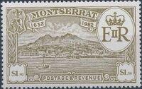 Montserrat 1982 350th Anniversary of Settlement of Montserrat by Sir Thomas Warner h