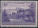 Norfolk Island 1947 Ball Bay - Definitives b