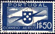 Portugal 1936 Symbol of Aviation (Air Post Stamps) a