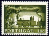 Portugal 1956 Centenary of Portuguese Railways