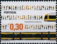 Portugal 2005 Public Transportation a