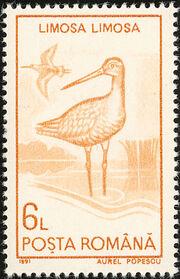 Romania 1991 Water birds i