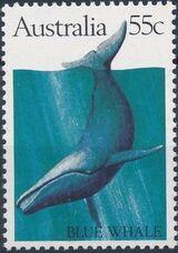Australia 1982 Whales c