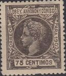 Elobey, Annobon and Corisco 1903 King Alfonso XIII l