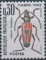 France 1983 Insects - Postage Due Stamps (2nd Issue) a