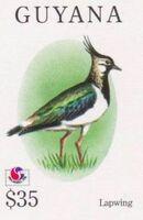 Guyana 1994 Birds of the World (PHILAKOREA '94) ab