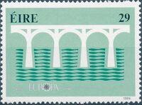Ireland 1984 Europa b