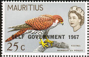 Mauritius 1967 Self-Government Overprints h