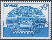 Monaco 1979 Convention Center in Monte Carlo (3rd Group) a