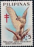 Philippines 1967 Philippine Tuberculosis Society - Birds c