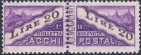 San Marino 1945 Parcel Post Stamps o