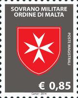 Sovereign Military Order of Malta 2014 The Maltese Cross d