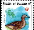 Wallis and Futuna 1987 Birds
