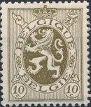 Belgium 1929 Arms - Heraldic Lion d