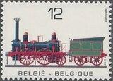 Belgium 1985 Public Transportation Year b