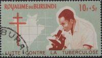 Burundi 1965 Fight Against Tuberculosis e