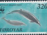 Faroe Islands 1990 WWF - Whales