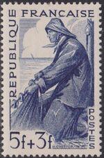France 1949 Professions b