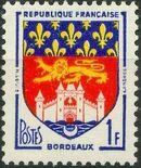 France 1958 Coat of Arms d