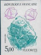 France 1986 Minerals h