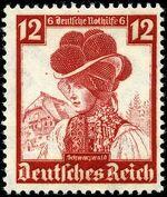 Germany-Third Reich 1935 Regional Costumes f