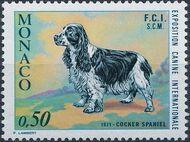 Monaco 1971 International Dog Show, Monte Carlo a