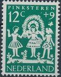 Netherlands 1961 Child Welfare Surtax d