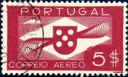 Portugal 1936 Symbol of Aviation (Air Post Stamps) d