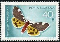 Romania 1969 Butterflies d