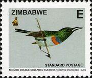 Zimbabwe 2005 Birds from Zimbabwe g