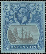 Ascension 1924 Seal of the Colony kb