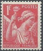 France 1940 Iris (2nd Group) b