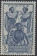 French Somali Coast 1938 Definitives i