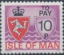 Isle of Man 1975 Postage Due Stamps f