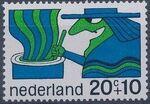 Netherlands 1968 Child Welfare Surtax c