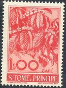 St Thomas and Prince 1948 Fruits e