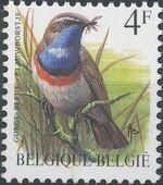 Belgium 1989 Birds (A) a