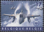 Belgium 1999 50th Anniversary of NATO b
