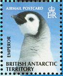 British Antarctic Territory 2008 Penguins of the Antarctic l