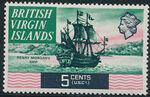 British Virgin Islands 1970 Ships f