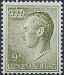 Luxembourg 1975 Grand Duke Jean a