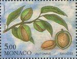 Monaco 1993 The Four Seasons of an Almond Tree c