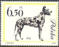 Poland 1963 Dogs i
