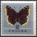 Poland 1967 Butterflies d